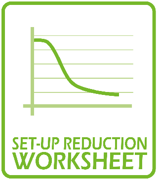 *** SET-UP REDUCTION WORKSHEET ***